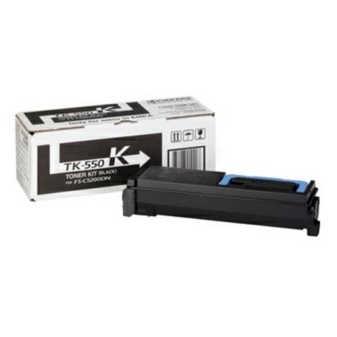 Kyocera,Mita TK-550K Toner Kyocera Mita für