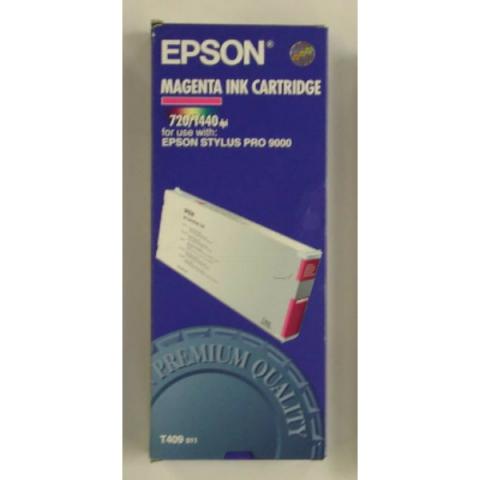 Epson C13T409011 Tintenpatrone original mit