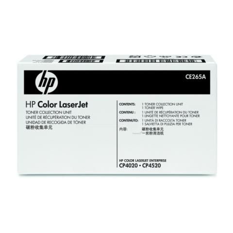 HP CE265A original HP Rest Toner behälter für