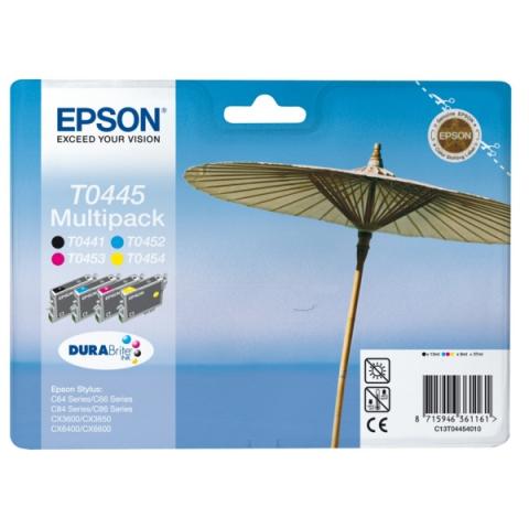Epson C13T04454010 Multipack Tintenpatronen , 1