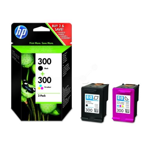 HP CN637EE HP300 Multipack Druckerpatrone mit