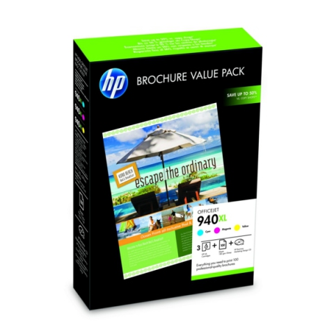 HP CG898AE Photo Value Pack HP No.940XL je 1 St.