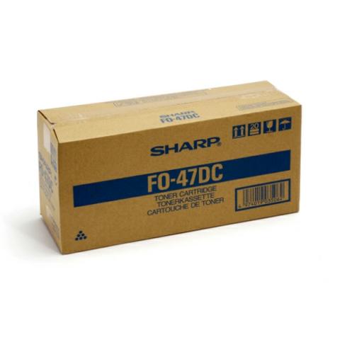 Sharp FO47DC Toner mit Entwicklereinheit für