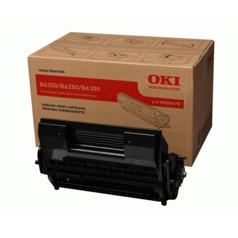 OKI 9004078 Toner für ca. 11.000 Seiten,
