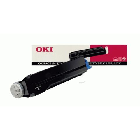 OKI 41012305 Toner schwarz 41012305
