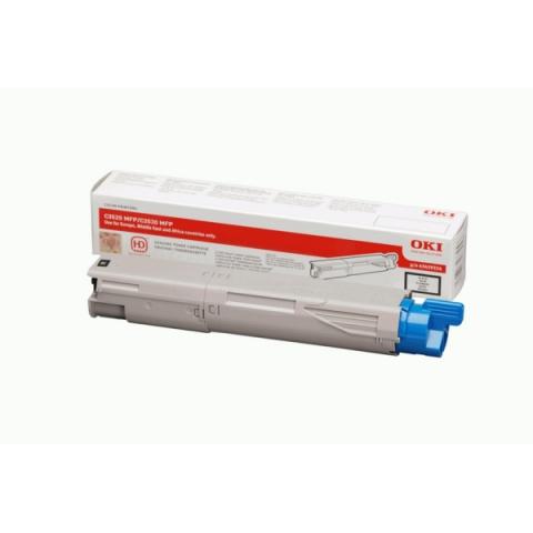 OKI 43459324 Toner, original C 3520 , C 3530