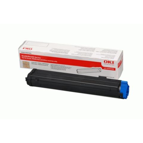 OKI 43502302 original Toner für B 4400 , B4600
