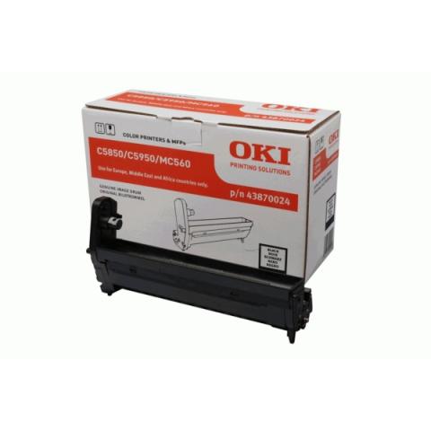 OKI 43870024 Bildtrommel , Drum Kit für C5850