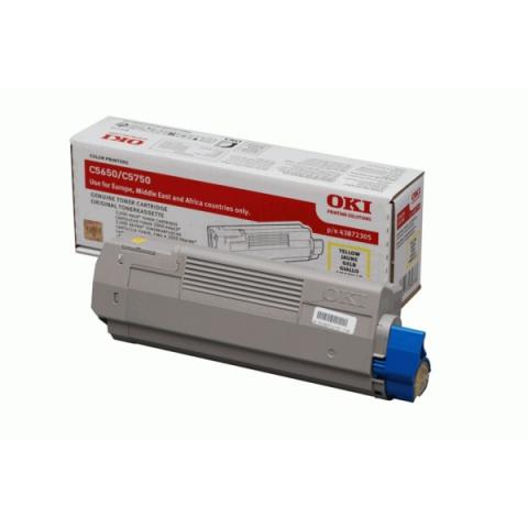 OKI 43872305 Toner für C5650 , C5650DN ,
