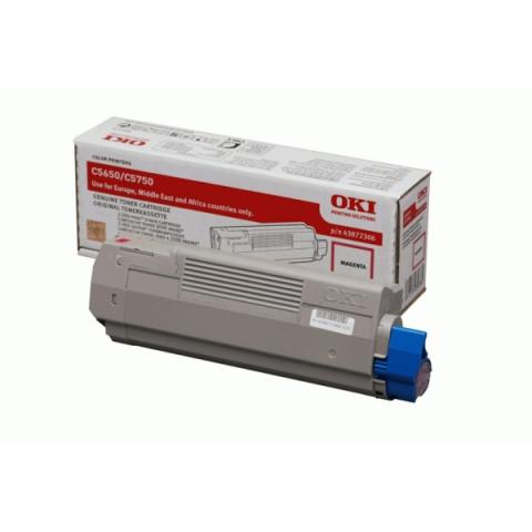 OKI 43872306 Toner für C5650 , C5650DN ,