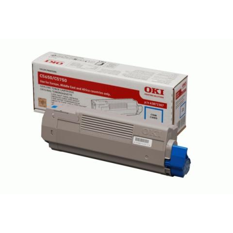 OKI 43872307 Toner für C5650 , C5650DN ,