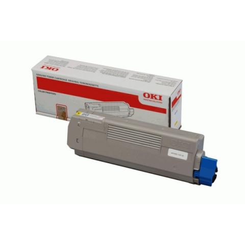 OKI 44315305 Toner f�r C610 N , C610 DN , C610