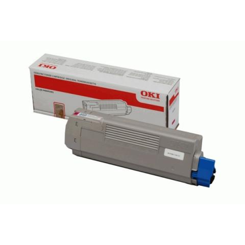 OKI 44315306 Toner für C610 N , C610 DN , C610