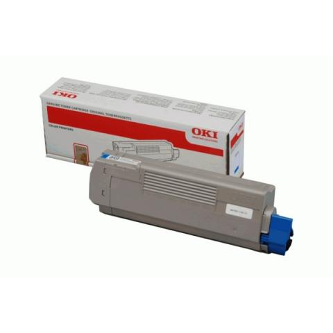 OKI 44315307 Toner für C610 N , C610 DN , C610