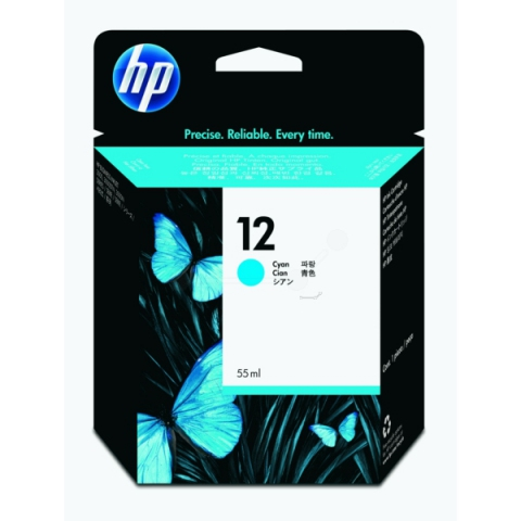 HP C4804A original HP Tintenpatrone NO 12, für