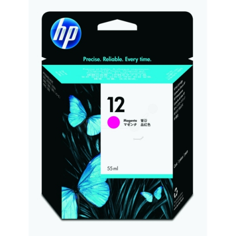 HP C4805A original HP Tintenpatrone NO 12, für