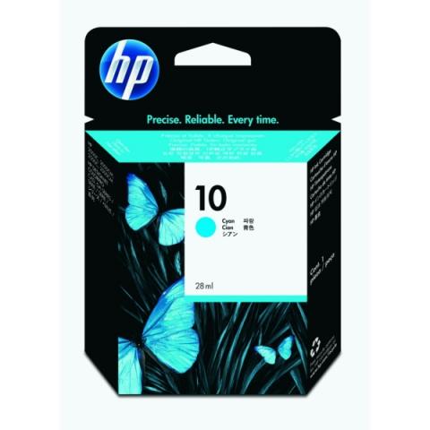 HP C4841AE Tintenpatrone HP10, für ca. 28ml,