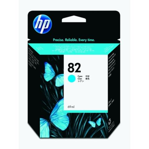 HP C4911A Tintenpatrone N0 82 für Designjet 500