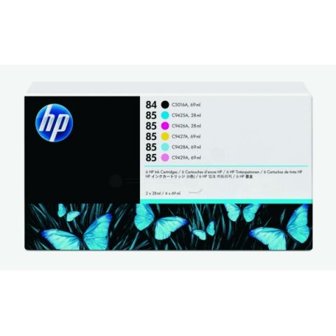 HP C5016A Tintenpatronen N0 84 für Designjet 10
