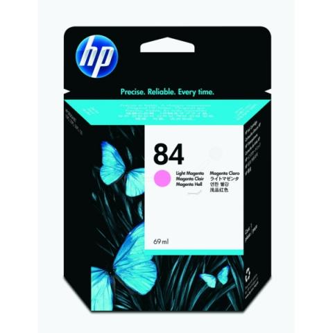 HP C5018A Tintenpatronen N0 84 für Designjet 10