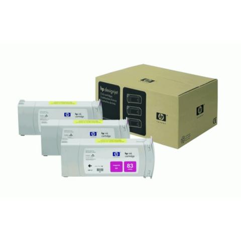 HP C5074A Tintenpatrone magenta, UV-Tinte C 5074