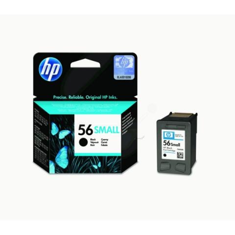 HP C6656GE Druckerpatrone HP56small 4, 5ml , 190