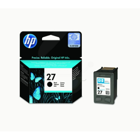 HP C8727AE Druckerpatrone HP27 mit 10ml f�r HP