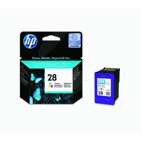 HP C8728AE Druckerpatrone HP28 mit 8 ml für HP