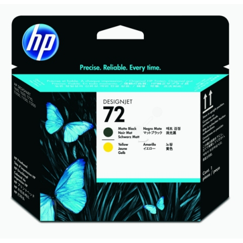 HP C9384A HP72 Druckkopf HP Plotter Designjet T