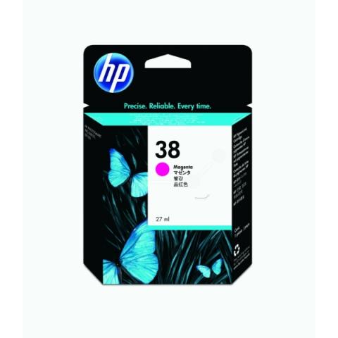 HP C9416A HP Tintenpatrone NO 38 mit 27 ml für