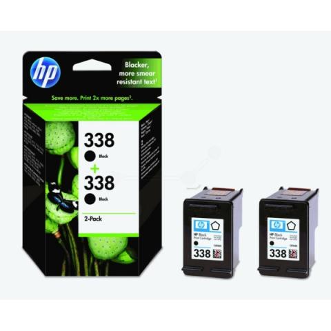 HP CB331EE NO 338, original Druckerpatrone mit