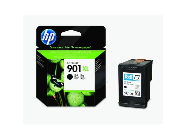 CC654AE Druckerpatrone mit Druckkopf HP 901XL mit 14ml, für ca. 700 Seiten für Officejet 4500 /