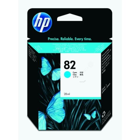 HP CH566A original HP Tintenpatrone No. 82 mit