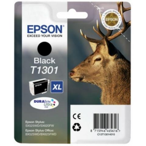 Epson T13014010 original Druckerpatrone mit 25