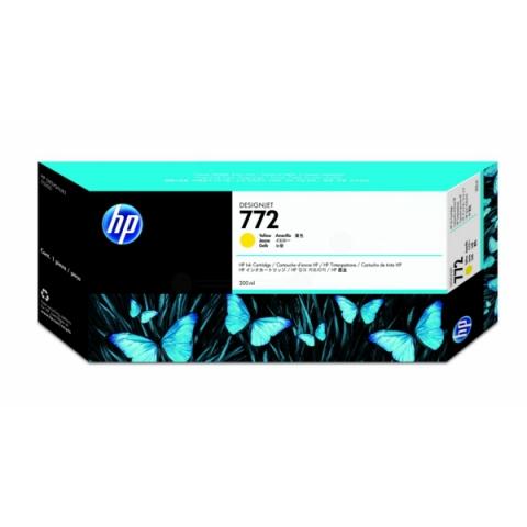 HP CN630A original HP Tintenpatrone No. 772 mit