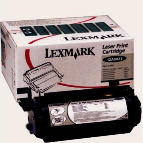 Lexmark 12A0825 Toner für 4059-345 , Optra SE