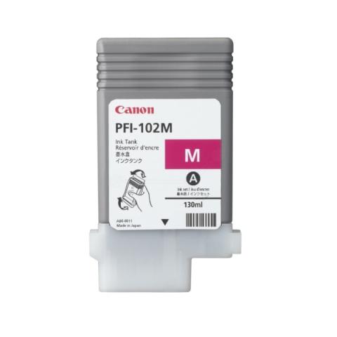 Canon PFI102M Tintenpatrone 0897 B 001 , PFI-102