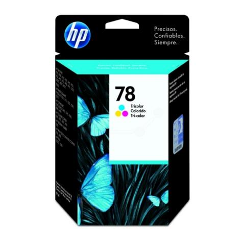 HP C6578DE Tintenpatrone HP78 mit 19ml für