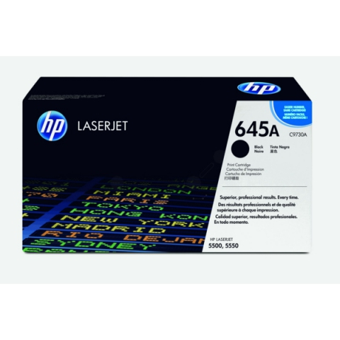 HP C9730A Toner für ColorLaserjet 5500 , 5500DN