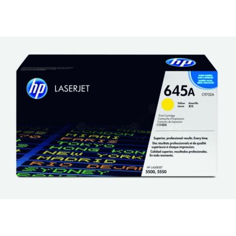 HP C9732A Toner für ColorLaserjet 5500 , 5500DN