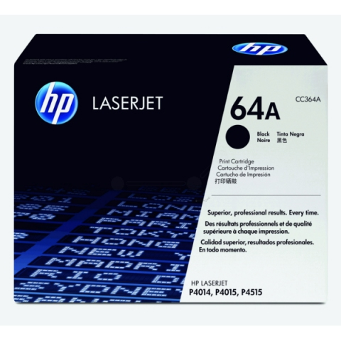 HP CC364A Toner für LaserJet P4014 , P4015N ,