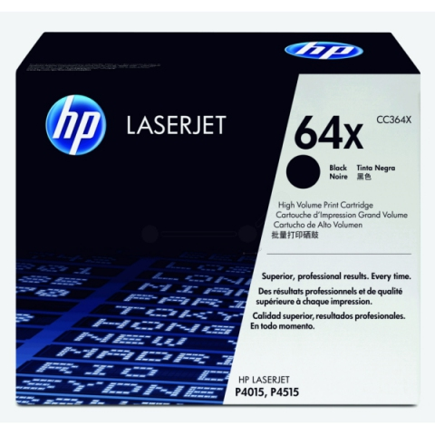 HP CC364X Toner passend für LaserJet P4015N ,