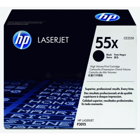 HP CE255X Toner passend für Color Laserjet