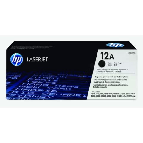 HP Q2612A original Toner für ca. 2.000 Seiten