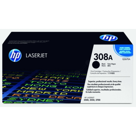 HP Q2670A Toner f�r HP Color Laserjet 3500 ,