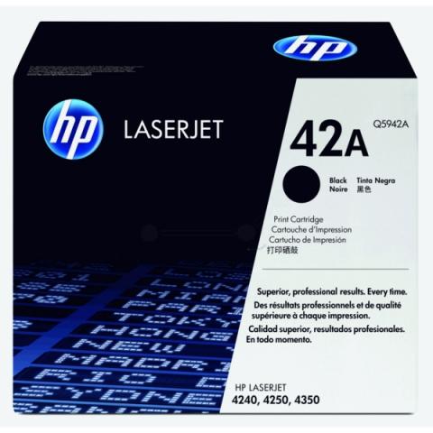HP Q5942A original Toner für 10.000 Seiten