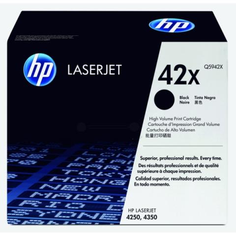 HP Q5942X Toner passend für Laserjet 4240 ,