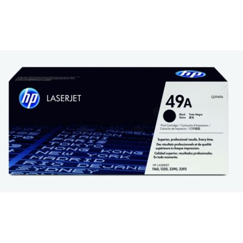 HP Q5949A Toner für Laserjet 1160 , 1320 , 3390
