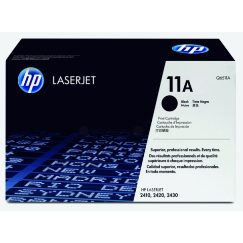 HP Q6511A Toner original HP für HP Laserjet 2410