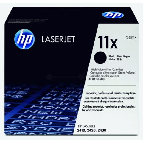 HP Q6511X Toner für Laserjet 2410 , 2420 , 2430